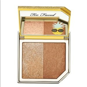 🎉Too faced Pineapple Paradise Highlighter&Bronzer